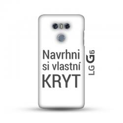 LG G6 pevný kryt s vlastním designem