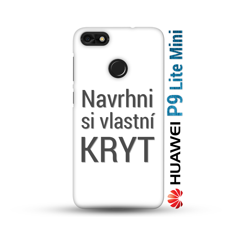 Huawei P9 Lite Mini pevný kryt s vlastním motivem ae1e7bbe5ab