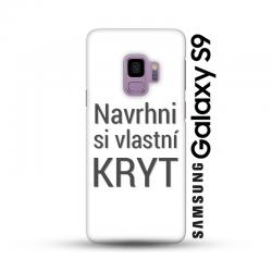 Samsung Galaxy S9 kryt s vlastní fotkou