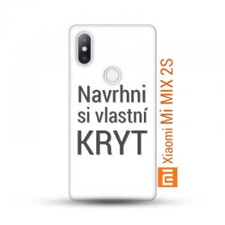 Xiaomi Mi MIX 2S kryt s vlastní fotkou