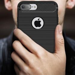 Kryt s motivem Carbon pro iPhone 8 Plus