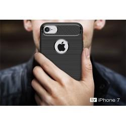 Kryt s motivem Carbon pro iPhone 7