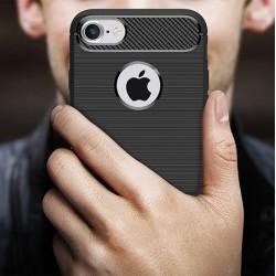 Kryt s motivem Carbon pro iPhone 8