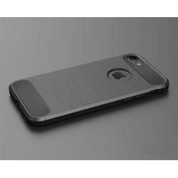 Silikonový kryt Carbon pro iPhone 6