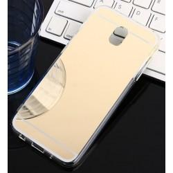Samsung Galaxy J5 2017 zrcadlový kryt TPU - Zlatý