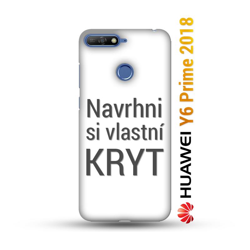 Originální pevný kryt s vlastním motivem pro Huawei Y6 Prime 2018 máme  skladem v ČR a vytiskneme Vám jej do 3 dnů! Vytvořte svým blízkým  originální dárek 1de86b3e2b9