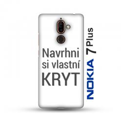 Vlastní kryt pro Nokia 7 Plus