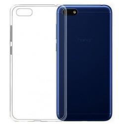Huawei Y5 2018 silikonový obal Průhledný