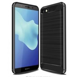 Kryt s motivem Carbon pro Huawei Y5 2018