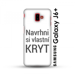 Samsung Galaxy J6+ kryt s vlastní fotkou