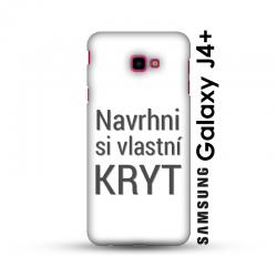 Samsung Galaxy J4+ kryt s vlastní fotkou