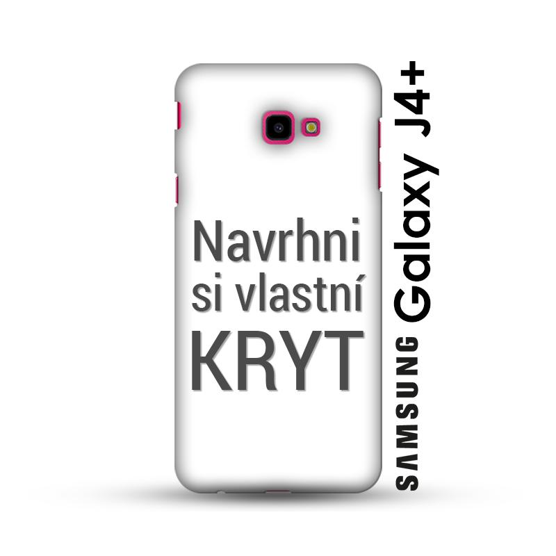 Originální pevný kryt s vlastním motivem pro Samsung Galaxy J4+ máme  skladem v ČR a vytiskneme Vám jej do 3 dnů! Vytvořte svým blízkým  originální dárek 3638cfa9e91