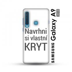 Samsung Galaxy A9 (2018) kryt s vlastní fotkou