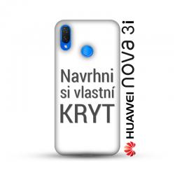 Huawei Nova 3i kryt s vlastní fotkou