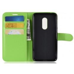 Vodafone Smart N9 ochranné pouzdro s poutkem Zelené