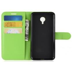 Vodafone Smart N9 Lite ochranné pouzdro s poutkem Zelené