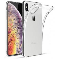 Silikonový průhledný obal pro iPhone Xs Max