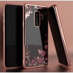 Silikonový obal se vzorem a rámečkem pro Xiaomi Pocophone F1