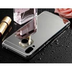 Huawei Nova 3i zrcadlový kryt TPU - Stříbrný