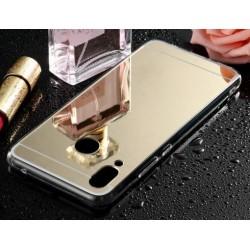 Huawei Nova 3i zrcadlový kryt TPU - Zlatý