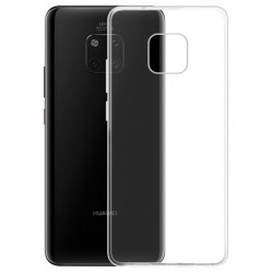 Huawei Mate 20 PRO silikonový obal Průhledný