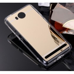 Huawei Y3 II zrcadlový kryt TPU - Zlatý