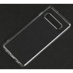 Samsung Galaxy S10 silikonový obal Průhledný