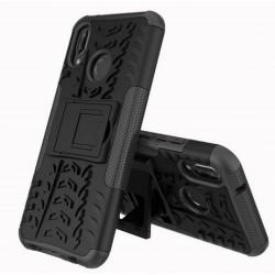 Odolný obal na Huawei P20 Lite   Armor case - Černý