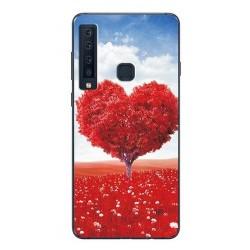 Samsung Galaxy A9 silikonový obal s potiskem Strom lásky