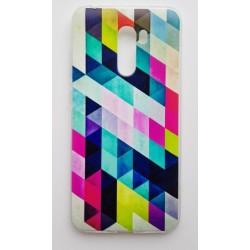 Xiaomi Pocophone F1 silikonový obal s potiskem Colormix