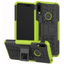 Odolný obal na Asus ZenFone Max Pro M2 | Armor case - Zelený