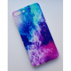 iPhone 8 Plus silikonový obal s potiskem Vesmír