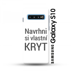 Samsung Galaxy S10 kryt s vlastní fotkou