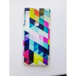 Samsung Galaxy A9 silikonový obal s potiskem Colormix