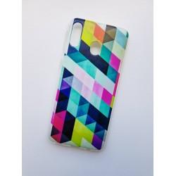 Samsung Galaxy M20 silikonový obal s potiskem Colormix