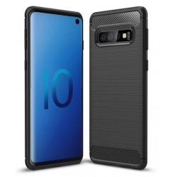 Kryt s motivem Carbon pro Samsung Galaxy S10 plus