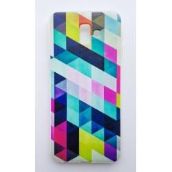 Samsung Galaxy J6+ silikonový obal s potiskem Colormix