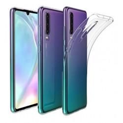 Huawei P30 silikonový obal Průhledný