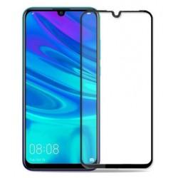 Tvrzené ochranné sklo na mobil Huawei P30 Lite - černé