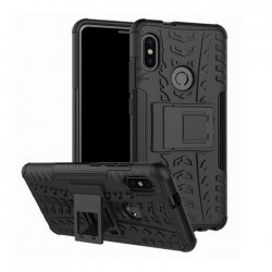 Odolný obal na Xiaomi Redmi Note 6 Pro | Armor case - Černý