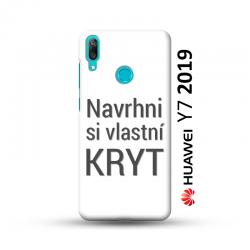 Huawei Y7 2019 kryt s vlastní fotkou