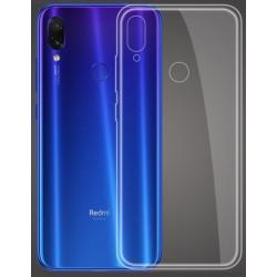 Xiaomi Mi Play silikonový obal Průhledný