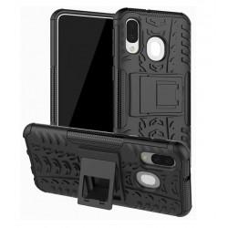 Samsung Galaxy A40 odolný obal Černý