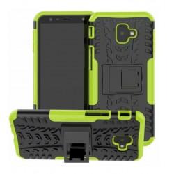 Odolný obal na Samsung Galaxy J4+ | Armor case - Zelený