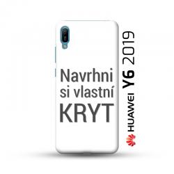 Huawei Y6 2019 kryt s vlastní fotkou