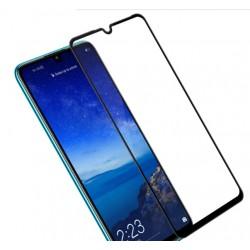 Tvrzené ochranné sklo na mobil Huawei P30 - černé