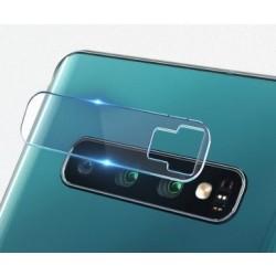 Ochranné sklíčko zadní kamery na Samsung Galaxy S10 Plus