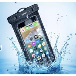 Vodotěsné pouzdro na mobil s IPX8 a TOUCH ID