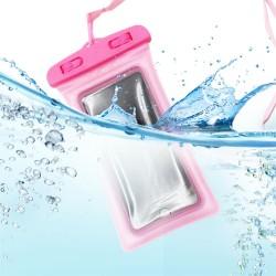Vodotěsné pouzdro na mobil s IPX8 a vzduchovým kruhem
