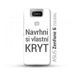 Asus Zenfone 6 kryt s vlastní fotkou